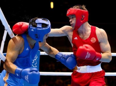 Адильбек Ниязымбетов завовевал серебро Олимпиады-2012