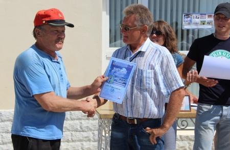 В Актау завершилась регата «Золотой нактоуз»