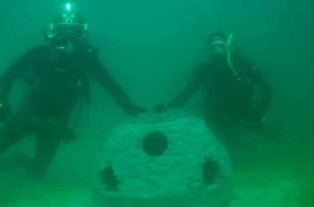 Дайверы из Актау установили в Каспийском море несколько искусственных рифов, чтобы увеличить количество морских обитателей