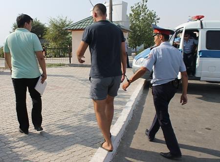 На набережной Актау возле кафе «Алина» забили насмерть молодого парня