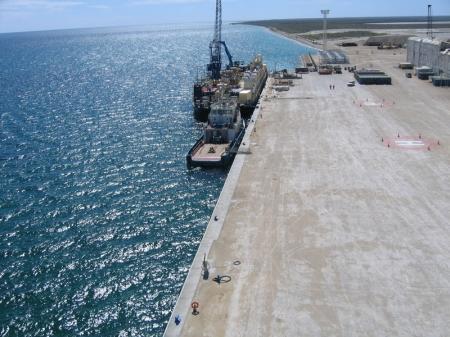 В поселке Курык будет построен судостроительно-судоремонтный завод