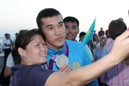 В Актау отметили День спорта