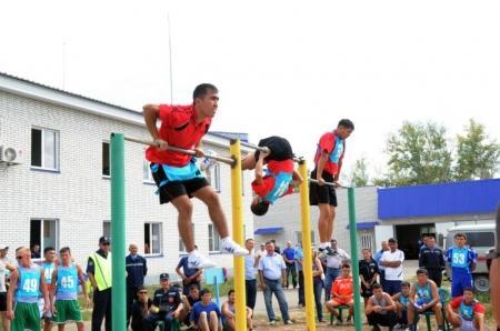 Мангистауские спасатели приняли участие в соревнованиях по водно-спасательному многоборью