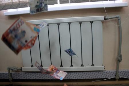 В Актау коммунальщики призывают жителей установить тепловые счётчики в домах