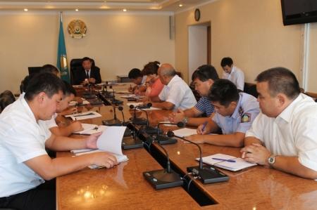Чиновники Актау усиливают меры по обеспечению безопасности детей на дорогах