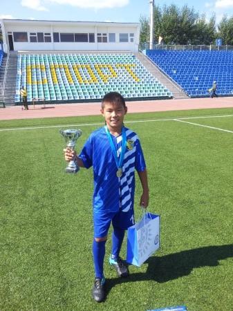 Актауские футболисты завоевали «серебро» на первенстве Казахстана в Петропавловске