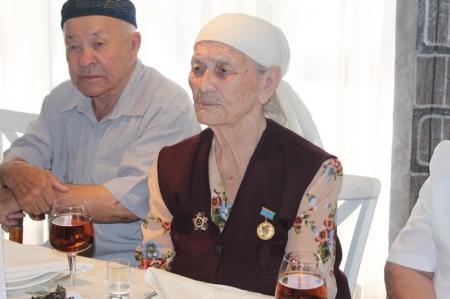 В Актау чествовали ветеранов нефтегазового комплекса