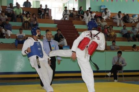 Трое актауских спортсменов в составе национальной сборной будут представлять страну на Кубке мира по таэквондо