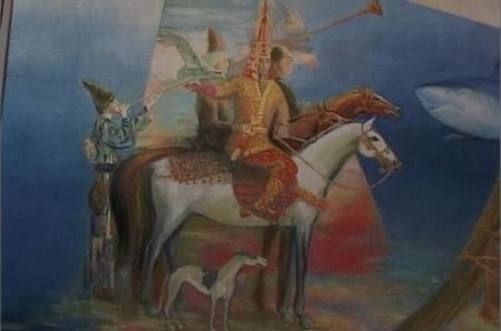 """Галерея """"Ковчег"""" приглашает жителей Актау на вернисаж"""
