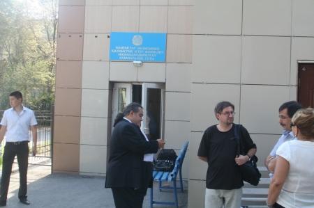 Посольство США в Казахстане устраивает, как проходит суд над оппозиционерами в Актау