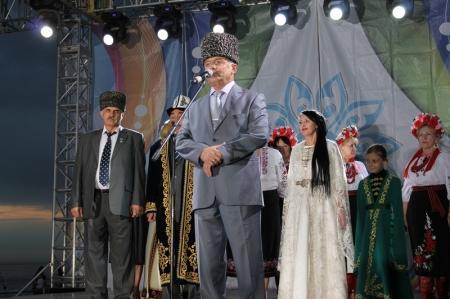 Накануне Дня Конституции в Актау прошел праздничный концерт