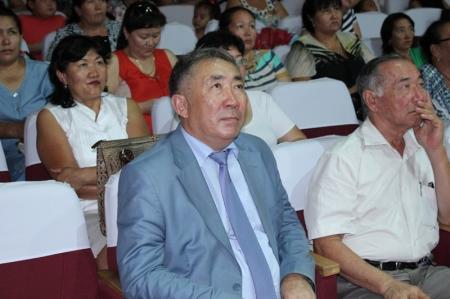 В Актау прошел благотворительный концерт с участием медицинских работников