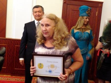 Аким области Бауржан Мухамеджанов поздравил ветеранов нефтяной отрасли