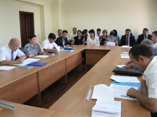 В Мангистауском областном суде обсудили проблемы судоисполнения