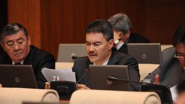 Необходимо ускорить создание НИИ по проблемам Каспия - мажилисмен Оспанов