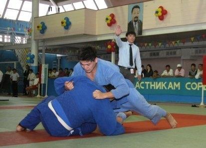 Завтра, 24 сентября в Актау стартует международный турнир по дзюдо