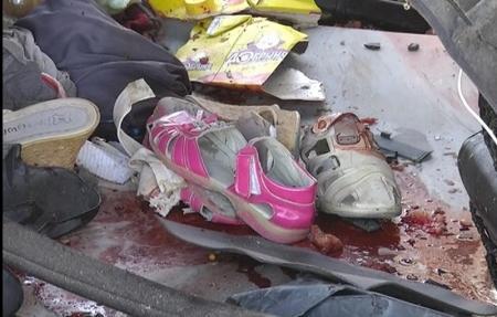 Установлены личности всех погибших в ДТП на автотрассе Актау - Баянды