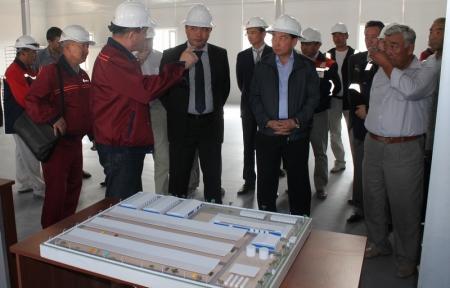 На месторождении «Каражанбас» открыли новый вахтовый поселок