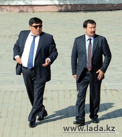 Выступления генпрокурора Асхата ДАУЛБАЕВА на собрании актива Атырауской области 31 августа 2012 г.: