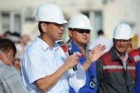 В ТОО «ОТК» состоялся смотр-конкурс профмастерства «Лучший по профессии-2012»