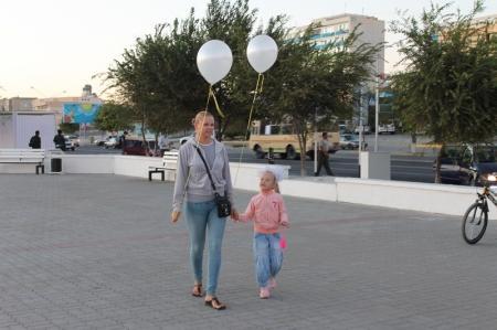 В Актау почтили память жертв бесланской трагедии