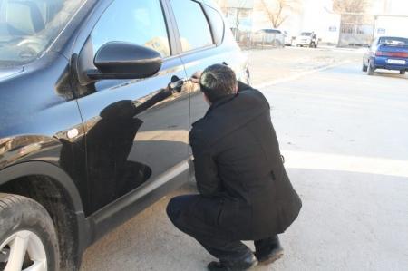 Актауские угонщики стали охотиться за более дорогими автомобилями