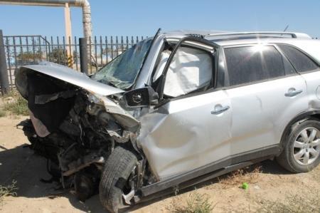 В Актау продолжается следствие по дорожной аварии, в которой 31 августа погибли восемь человек