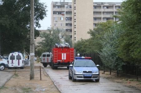 Саперы в школе № 17 Актау ищут взрывное устройство (ДОПОЛНЕНО)