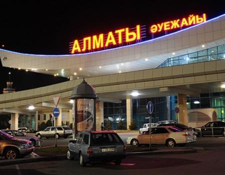 Пассажиры рейса Алматы — Актау пострадали от телефонных террористов