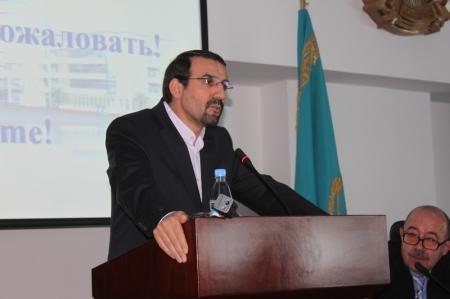 В Актау завершилась международная конференция, на которой обсуждали вопросы безопасности, энергетики и сотрудничества на Каспии