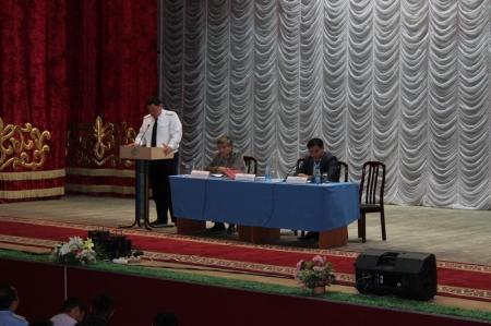 Прокурор: К чрезвычайным ситуациям школы Актау не готовы