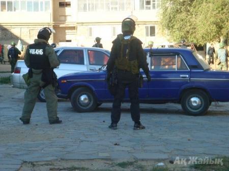 Выживший в Кульсары предполагаемый террорист пришел в себя
