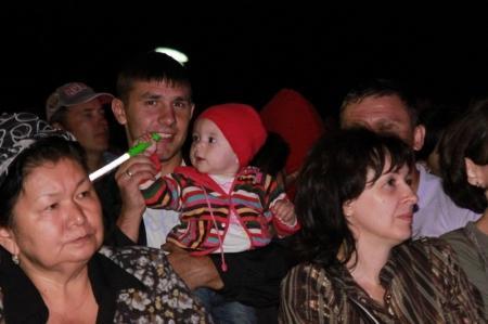 Группа «Хазар» поздравила жителей Актау с Днем города (ДОБАВЛЕНО ВИДЕО)