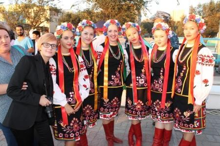 В Актау отметили День города