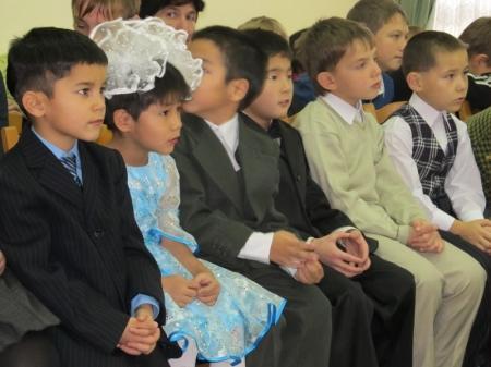 Воспитанники детской деревни Актау устроили праздник для потенциальных опекунов