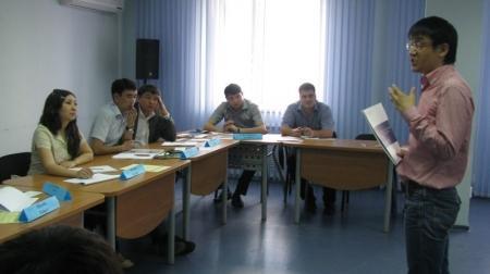 В Актау прошла конференция под названием «Сила в единении»