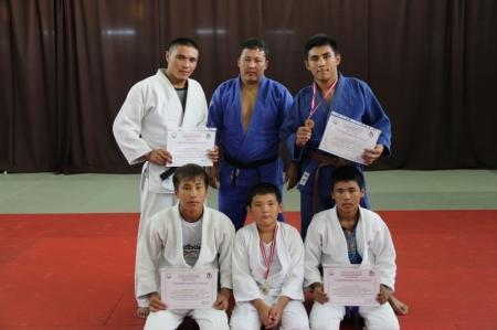 Актауские дзюдоисты завоевали три золотые медали на международном турнире