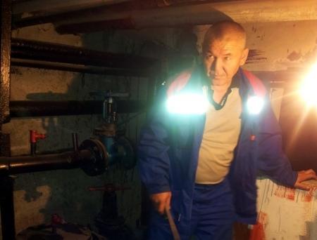 В жилых домах Актау началась установка теплосчётчиков