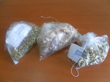 Департаментом таможенного контроля возбуждено уголовное дело по факту контрабанды золота стоимостью три миллиона тенге