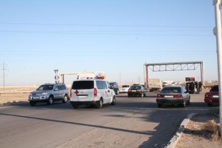 В дорожной аварии на автотрассе Актау-Жанаозен погибла женщина, семь человек госпитализированы с тяжелыми травмами