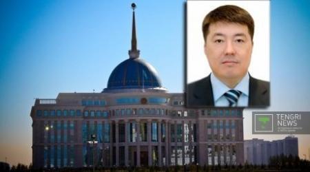 Абай Бисембаев стал управляющим делами Президента Казахстана