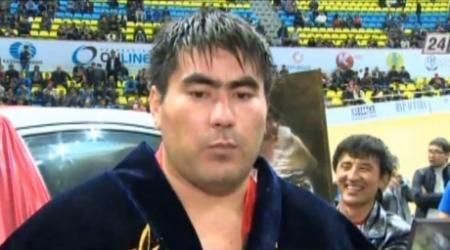 Определился самый сильный казахский палуан
