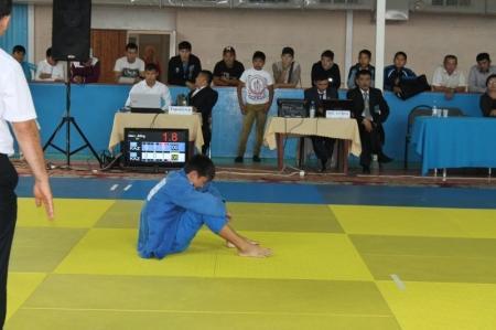 В Актау стартовал международный турнир по дзюдо памяти Турара Жолдыбаева (ВИДЕО)