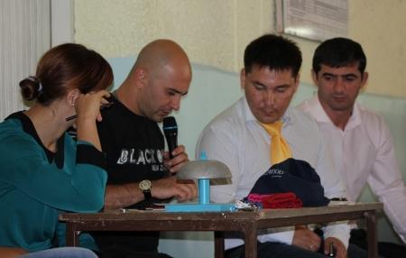 В Актау прошел чемпионат области по вольной борьбе