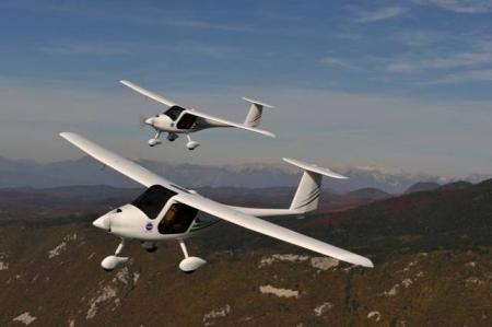 В Мангистау планируют производить легкомоторные самолеты марок «Virus SW» и «Panthera»