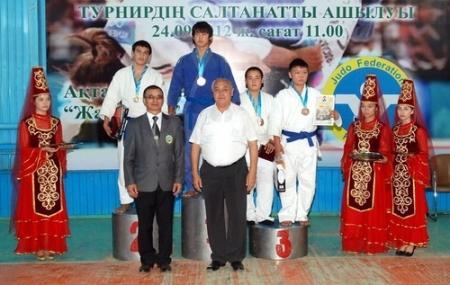 На международном турнире по дзюдо, прошедшем в Актау, сборная Мангистау заняла первое общекомандное место