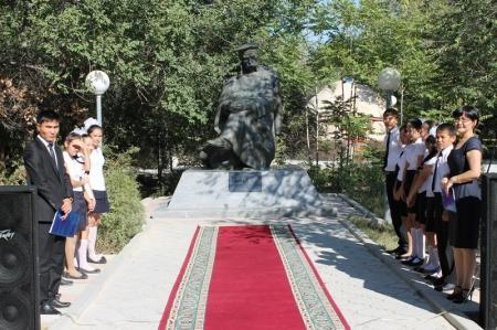 В городе Форт-Шевченко прошел фольклорный фестиваль