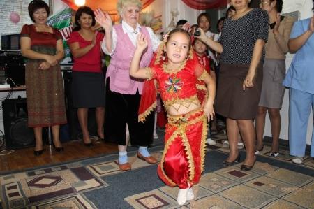 В Актауском доме-интернате отмечают День пожилых людей
