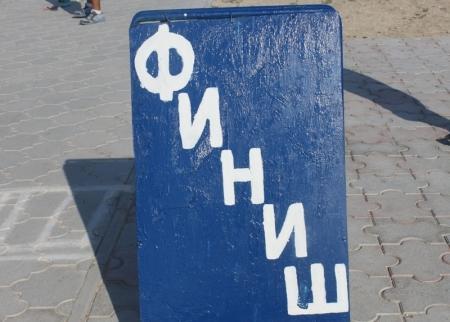 """В Актау прошел массовый кросс под девизом """"Спорт против наркотиков"""""""
