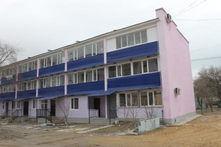 В 15 домах Актау будет сделан капитальный ремонт